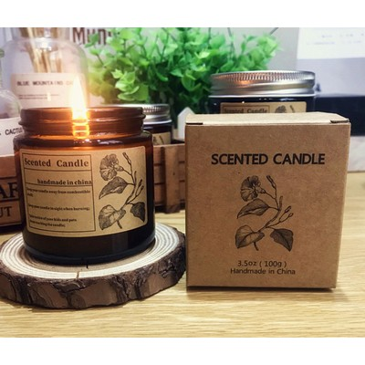 Scented Soy Wax Candle 3.5 OZ